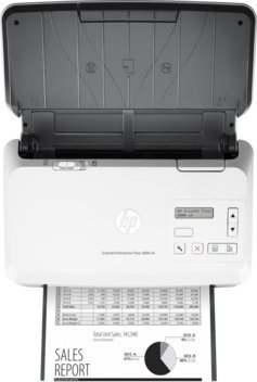 Сканер HP Scanjet Enterprise 5000 s4