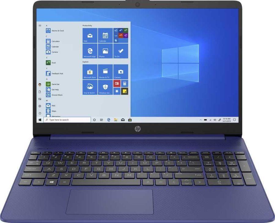 Ноутбук HP Laptop 15s-fq2012ur (2X1R8EA) синий