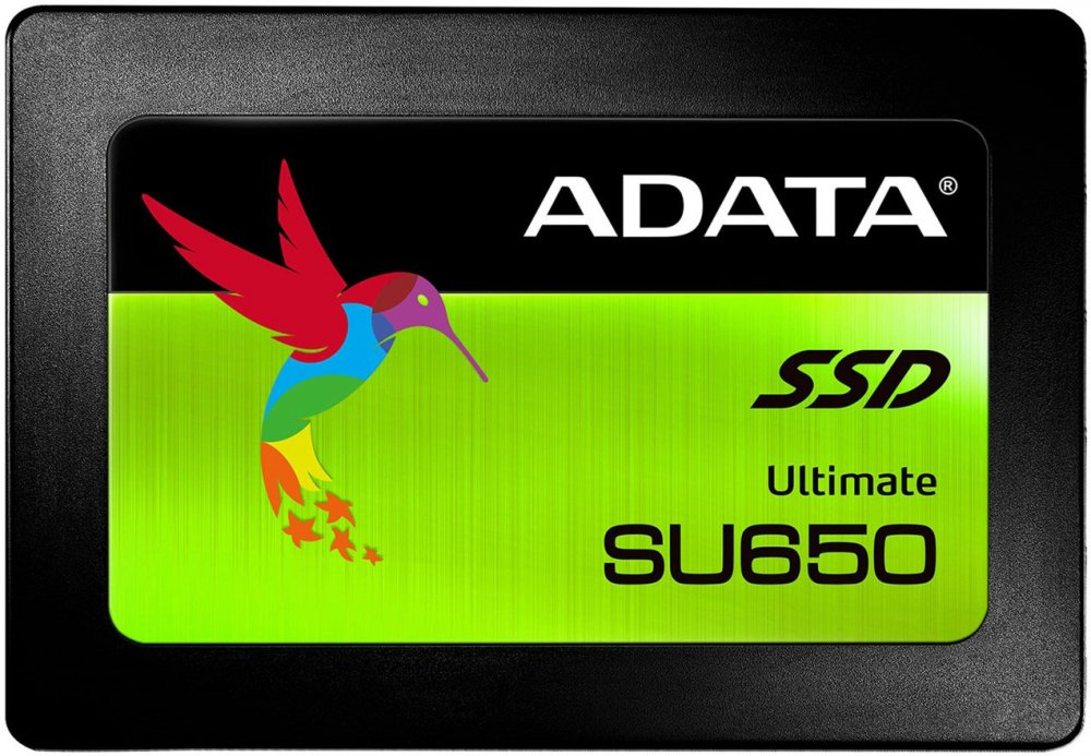 Накопитель SSD 240 Гб A-Data Ultimate SU650 (ASU650SS-240GT-R) SATA 2.5