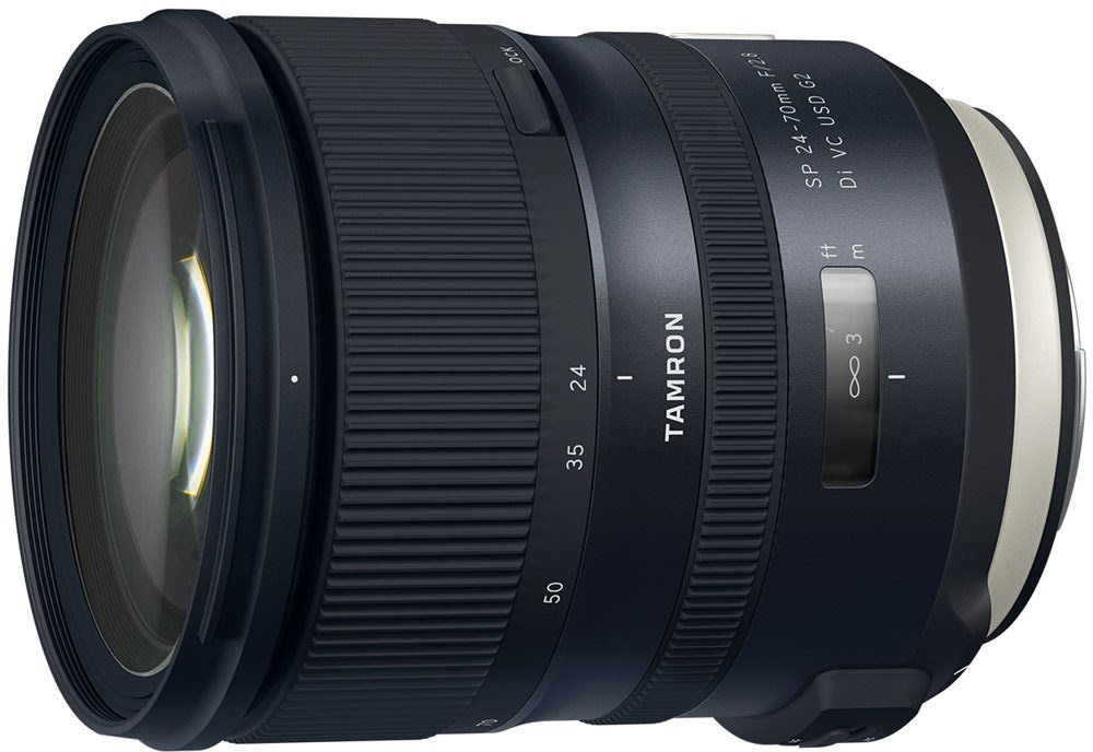 Объектив Tamron SP 24-70mm F2.8 Di VC USD G2
