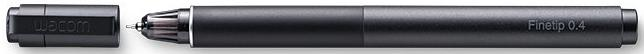 Перо для графического планшета Wacom Finetip Pen
