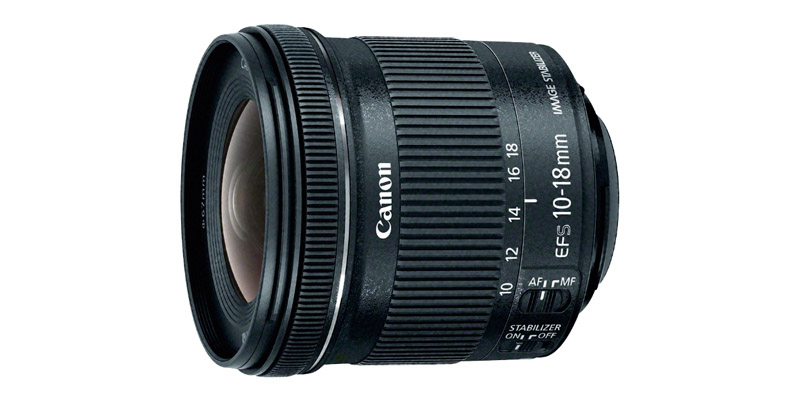 Объектив Canon EF-S 10-18mm f/4.5-5.6 IS STM 9519B005