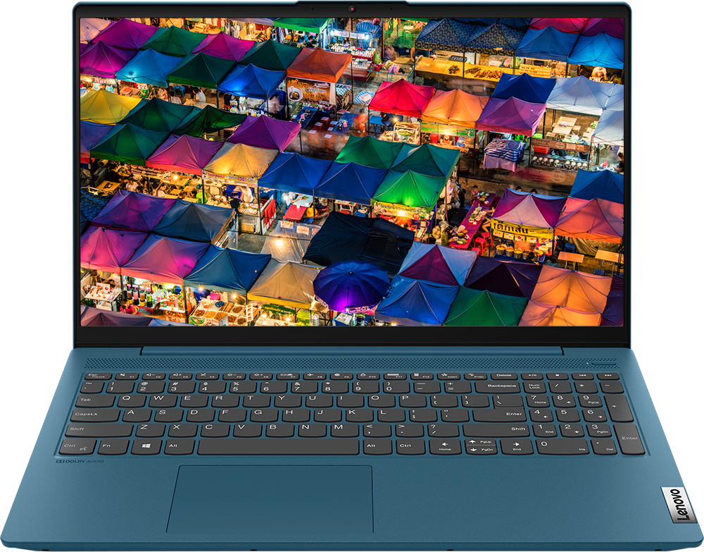 Ноутбук Lenovo IdeaPad 5 15ARE05 (81YQ0018RK) синий