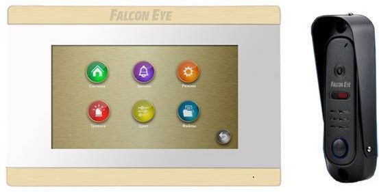 Видеодомофон Falcon Eye FE-ARIES +FE311A,белый